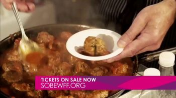 South Beach Wine and Food Festival TV Spot, 'Get Tickets Now: 2020' - Thumbnail 4