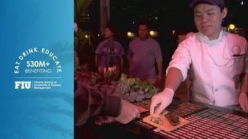 South Beach Wine and Food Festival TV Spot, 'Get Tickets Now: 2020' - Thumbnail 7