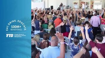 South Beach Wine and Food Festival TV Spot, 'Get Tickets Now: 2020' - Thumbnail 8