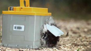 Optima YELLOWTOP Batteries TV Spot, 'Bullet Test'