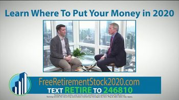 Empire Financial Research TV Spot, 'Number One Retirement Stock' - Thumbnail 8