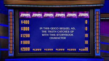 GEICO TV Spot, 'Jeopardy! Question' - Thumbnail 2