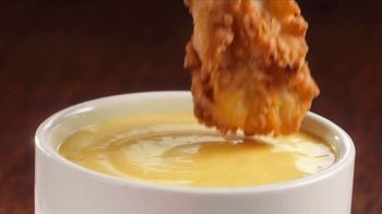 O'Charley's Double Hand-Breaded Chicken Tenders TV Spot, 'Won't Eat Themselves' - Thumbnail 4