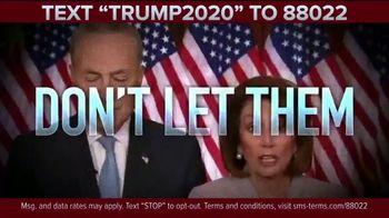 Donald J. Trump for President TV Spot, 'Don't Let Them' - 137 commercial airings