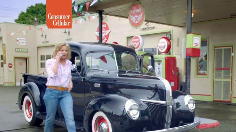 Consumer Cellular TV Commercial, 'Truck: Talk, Text, Data: No Price'