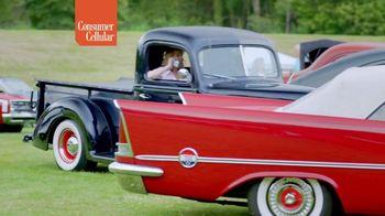 Consumer Cellular TV Spot, 'Truck: Talk, Text, Data: No Price' - Thumbnail 7