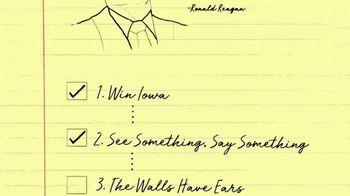 So You Wanna Be President? TV Spot, 'What It Takes' - Thumbnail 5