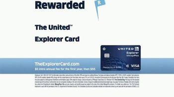 United Explorer Card TV Spot, 'Rewarded' Featuring Tracee Ellis Ross - Thumbnail 9