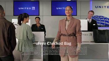United Explorer Card TV Spot, 'Rewarded' Featuring Tracee Ellis Ross - Thumbnail 4