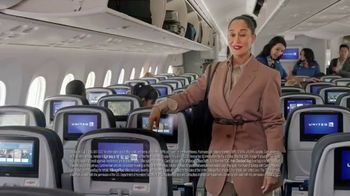 United Explorer Card TV Spot, 'Rewarded' Featuring Tracee Ellis Ross - Thumbnail 6