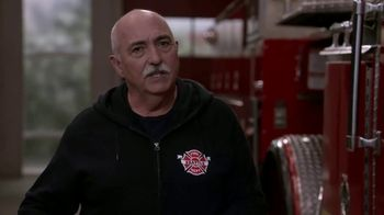 End Family Fire TV Spot, 'Station 19: Consider This' Featuring Miguel Sandoval - Thumbnail 3