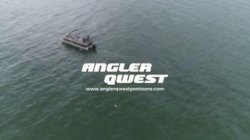 Angler Qwest Pontoons TV Spot, 'By Fishermen. For Fishermen.' - Thumbnail 7