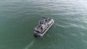 Angler Qwest Pontoons TV Spot, 'By Fishermen. For Fishermen.' - Thumbnail 4
