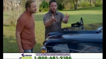 Car Scratch Solution TV Spot, 'Here a Scratch' - 55 commercial airings