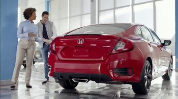 2020 Honda Civic TV Spot, 'A Car to Match Your Style' [T2] - Thumbnail 5