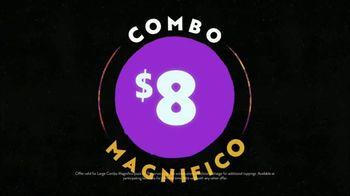Papa Murphy's Pizza Combo Magnifico Pizza TV Spot, 'Flavor Magic: $8' - Thumbnail 7