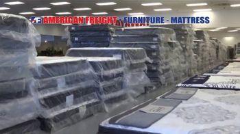 American Freight TV Spot, 'Save Hundreds on Mattresses' - Thumbnail 1