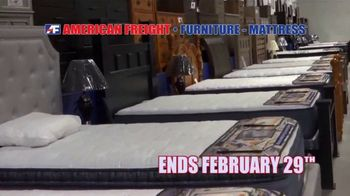 American Freight TV Spot, 'Save Hundreds on Mattresses' - Thumbnail 10