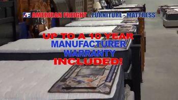 American Freight TV Spot, 'Save Hundreds on Mattresses' - Thumbnail 3