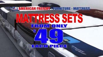 American Freight TV Spot, 'Save Hundreds on Mattresses' - Thumbnail 4