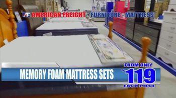 American Freight TV Spot, 'Save Hundreds on Mattresses' - Thumbnail 5