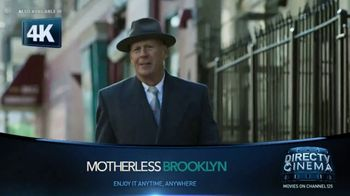 DIRECTV Cinema TV Spot, 'Motherless Brooklyn' - Thumbnail 2