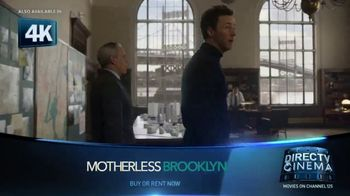 DIRECTV Cinema TV Spot, 'Motherless Brooklyn' - Thumbnail 3
