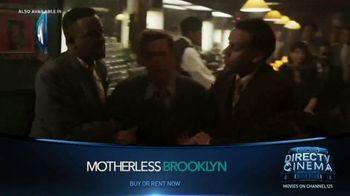 DIRECTV Cinema TV Spot, 'Motherless Brooklyn' - Thumbnail 5