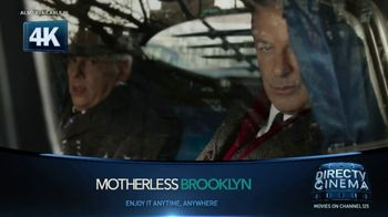 DIRECTV Cinema TV Spot, 'Motherless Brooklyn' - Thumbnail 7