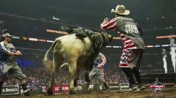 Professional Bull Riders Iron Cowboy TV Spot, '2020 Los Angeles: Staples Center' - Thumbnail 2