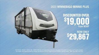 La Mesa RV Sacramento TV Spot, '2020 Winnebago Minnie Plus' - Thumbnail 6