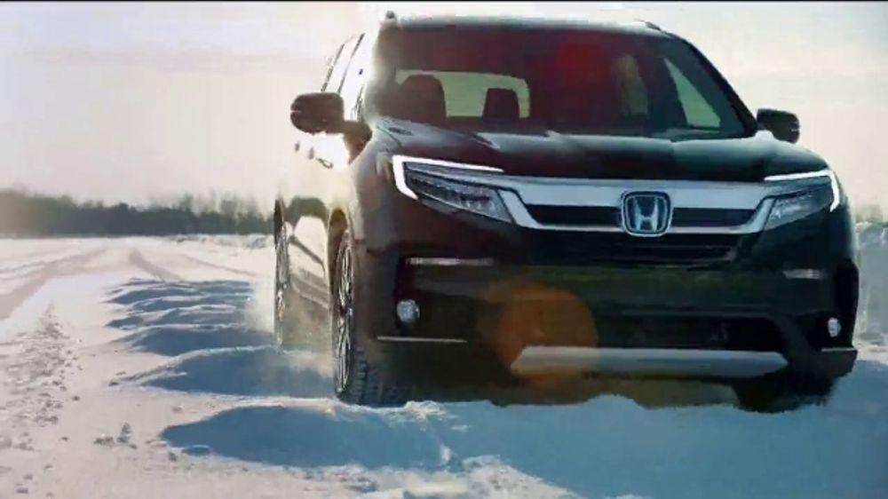 2020 Honda Pilot TV Commercial, 'Comfortable in Baudette' [T2]