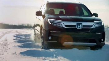 2020 Honda Pilot TV Spot, \'Comfortable in Baudette\' [T2]