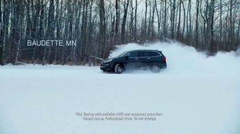 2020 Honda Pilot TV Spot, 'Comfortable in Baudette' [T2] - Thumbnail 4