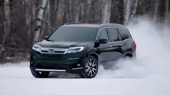 2020 Honda Pilot TV Spot, 'Comfortable in Baudette' [T2] - Thumbnail 6