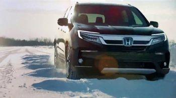 2020 Honda Pilot TV Spot, 'Comfortable in Baudette' [T2] - 80 commercial airings