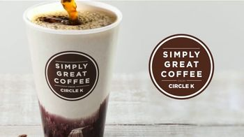 Circle K Simply Great Coffee TV Spot, 'Start Your Morning Grind'