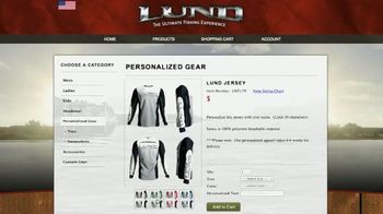 Lund Boats TV Spot, 'Wear Your Passion' - Thumbnail 7