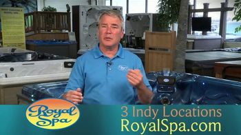 Royal Spa TV Spot, 'Relieve Aches and Pains: Epsom Salt'