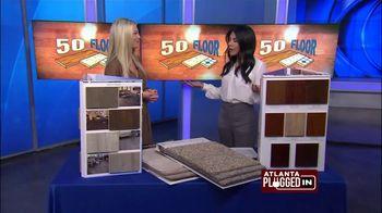 50 Floor Free Installation Sale TV Spot, 'CBS 46: New Year'