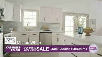 Cabinets To Go Buy More Save More Sale TV Spot, 'Less Dough' - Thumbnail 3