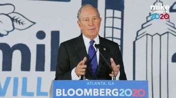 Mike Bloomberg 2020 TV Spot, 'Common Ground' - 66 commercial airings