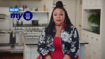 myWW TV Spot, 'Enjoying the Journey: Less Than $1 a Day' Featuring Tamela Mann, Song by Spencer Ludwig - Thumbnail 2