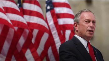 Mike Bloomberg 2020 TV Spot, 'Troops' - Thumbnail 8