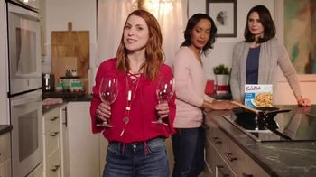 SeaPak Shrimp Scampi TV Spot, 'Wine Pairing'