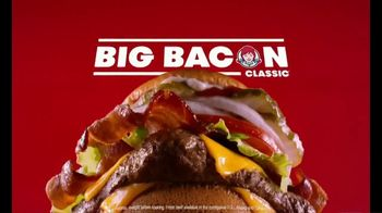 Wendy's Big Bacon Classic TV Spot, 'What Are You Getting?' - Thumbnail 3