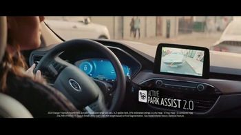 2020 Ford Escape TV Spot, 'Focused: The Road Ahead' [T1] - Thumbnail 8