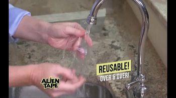 Alien Tape TV Spot, 'Holds up to 17 Pounds'