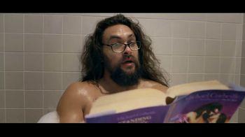 Rocket Mortgage Super Bowl 2020 Teaser TV Spot, 'Bath Time' Featuring Jason Momoa - Thumbnail 3