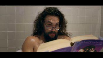 Rocket Mortgage Super Bowl 2020 Teaser TV Spot, 'Bath Time' Featuring Jason Momoa - Thumbnail 5